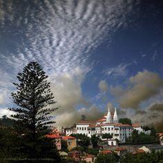 Mais uma vista da Vila de Sintra