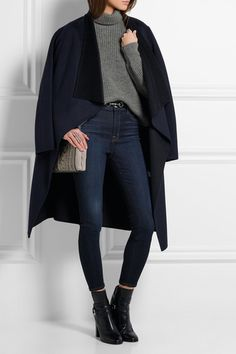 J Brand | Alana cropped high-rise skinny jeans | NET-A-PORTER.COM
