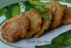 Κρεμμυδοκεφτέδες Greek Dishes, Deli, Chicken, Recipes, Finger Food, Recipies, Ripped Recipes, Recipe, Cooking Recipes