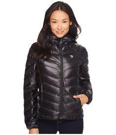 MOUNTAIN HARDWEAR StretchDown RS Hooded Jacket. #mountainhardwear #cloth # Coats For Women, Jackets For Women, Down Puffer Coat, Mountain Hardwear, Discount Shoes, Hoods, Hooded Jacket, Winter Jackets, Female