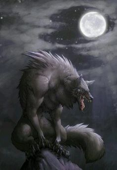 Lycanthrope..Lycanthropy  is the professed ability or power of a human being to transform into a wolf or to gain wolf- like characterists