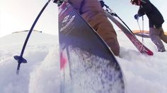 Jossi Wells approached Atomic with an idea: bring together a group of skiers with different styles, different perspectives on skiing and show them creating something… Jossi Wells, Skiers, Something Big, Different Perspectives, Different Styles, Skate, Roots, Conversation, Surfing