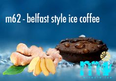 "mi62 - ""belfast style ice coffee""    .  .    sterke koffie I suiker I ginger ale I vanilla ice cream Iced Coffee, Muffin, Breakfast, Food, Morning Coffee, Muffins, Meal, Essen, Hoods"