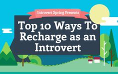 Too Tired After Work? 10 Ways Introverts Can Recharge Fast