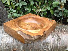 Large lump of wych elm burr, Kieran Reynolds