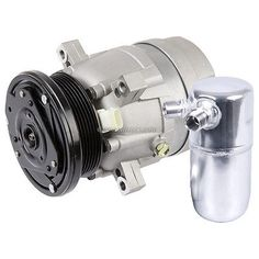 Top Quality Ac Compressor & Clutch With A/c Drier Fits Chevy Gmc Isuzu #car #truck #parts #air #conditioning #heat #a/c #compressor #clutch #6086113r2