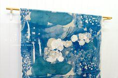 nani IRO Komorebi by Naomi Ito for Kokka Komorebi - the sunshine that shines…