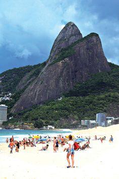 Río de Janeiro, de alma carioca.