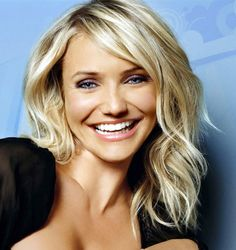 Cameron Diaz Celebrity Hairstyles