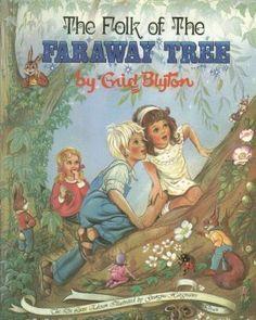 Faraway Tree - Enid Blyton  My most favourite childhood book!