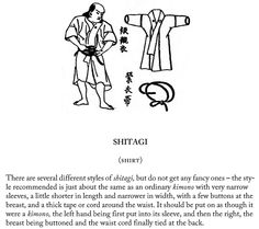Shitagi (shirt), page 6.