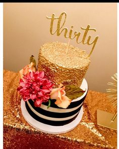 thirty cake topper .. glitter cake topper .. 30th birthday cake topper .. birthday party by Craftandababy on Etsy https://www.etsy.com/listing/258045461/thirty-cake-topper-glitter-cake-topper                                                                                                                                                                                 More