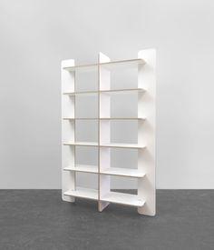 Shelfie la bibliothèque légère par Gerard de Hoop