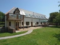 The Hay Loft - Spacious comfortable house on a smallholding. Devon Holidays, Holidays In Cornwall, England Tourism, Hay Loft, Cornwall Cottages, Natural Spring Water, Self Catering Cottages, Farm Stay, Open Plan Living