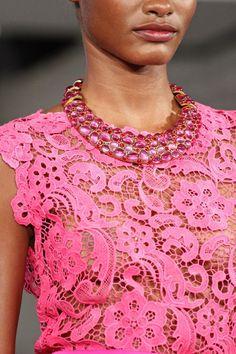 Oscar de la Renta - New York Fashion Week 2012