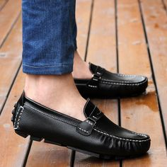Shoes 2017, Men's Shoes, Dress Shoes, Mens Fashion Shoes, Sneakers Fashion, Leather Men, Soft Leather, Driving Shoes, Platform Shoes