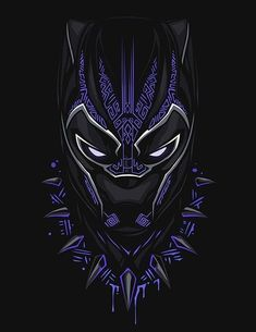 Black Panther, T & # Challa - Marvel Marvel Avengers, Hero Marvel, Marvel Dc Comics, Captain Marvel, Black Panther Marvel, Black Panther Art, Black Art, Black Panther Tattoo, Tattoo Black