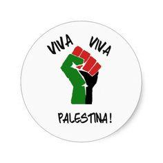 Support Palestine --- Palestine Stickers