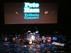 Peter Ham Tribute Concert in Swansea Grand Theatre 2013