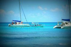 Snorkelling at Ju Ju's beach Barbados by RT Photography