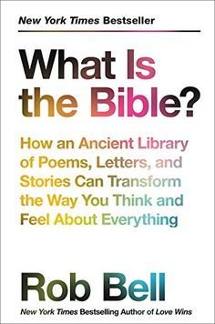 What Is the Bible?: How an Ancient Library of Poems, Lett... https://smile.amazon.com/dp/0062194267/ref=cm_sw_r_pi_dp_U_x_G5B6AbHA4XV12