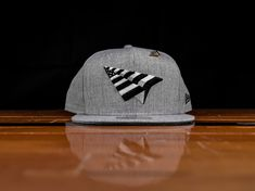 657bb835815 Paper Planes  Crown  Snapback  0017H706-HGREY . Renarts. Buy Roc Nation    ...