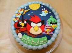 star wars angry bird cake - Google Search