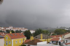 Portugal thunderstorm