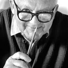 """Paul Rand: """"Design is the manipulation of form and content… Content is the idea, or the subject matter. Form is what you do with this idea."""""""