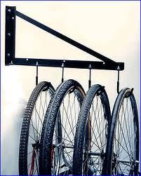 15 Amazing Bike Storage Ideas For The Small Apartment | Bikes | Pinterest |  Small Apartments, Storage Ideas And Storage
