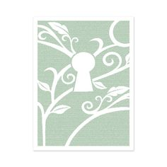 The Secret Garden | Book Poster | Litographs. These are so cool. I would want this one