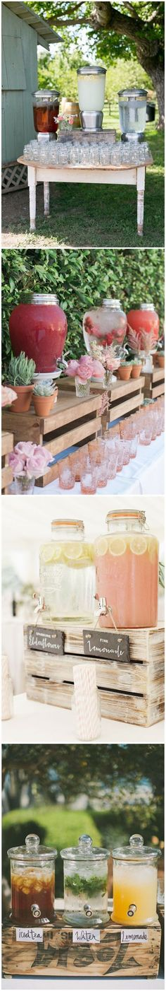 Brilliant 25 Backyard Wedding and Reception https://weddingtopia.co/2017/12/24/25-backyard-wedding-reception/ If you visit a wedding and see no cleavage then it has to be an Amish wedding