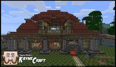 KayneCraft Texture Pack para Minecraft 1.3.2