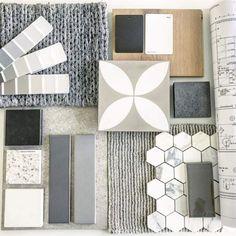 Elegant Home interior Classy - Home interior Design White - - Home interior Design Livingroom Budget - Cottage Home interior Bedrooms Mood Board Interior, Interior Design Boards, Home Interior, Interior Design Inspiration, Deco Design, Küchen Design, House Design, Taupe Colour, Material Board