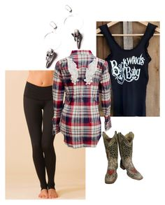 """""""Sunday Vibes"""" by sacredempire on Polyvore featuring Corral"""
