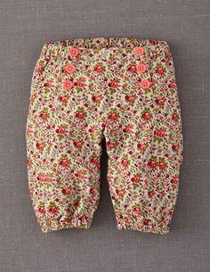 Pretty Cord Trousers