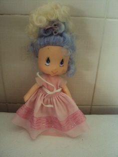 boneca antiga moranguinho/ anjinho da estrela 1979 70,00