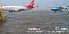 Beijing water airport