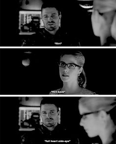 """#Arrow 4x03 """"Restoration"""" - Oliver and Felicity"""