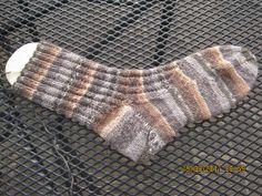 Simplex Socken von Regina Satta