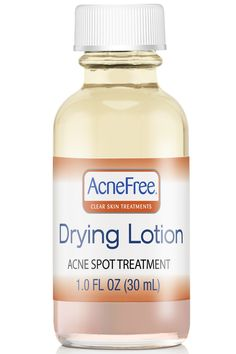 There's nothing glam about this little bottle, but one dab of the bi-phase drying elixir on an unsightly whitehead and you'll never use another chalky zit cream again. Salicylic acid, camphor, calamine, niacinamide, and sulfur sop up oil and calm angry inflammation overnight. AcneFree Drying Lotion, $6, ulta.com   - HarpersBAZAAR.com