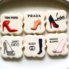 Fashion cookies  #thesmartercookie