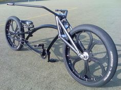 Custom Chopper von DonMcRon