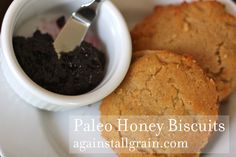 Paleo Honey Biscuits - Against All Grain