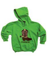 Like the hoodie, too!