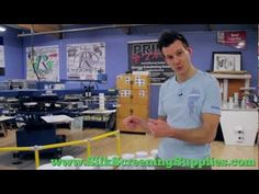 Plastisol Ink Mixing Kit, How to Pantone Color Match Screen Printing Ink - YouTube
