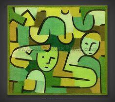 Paul Klee: Women Harvesting 1937
