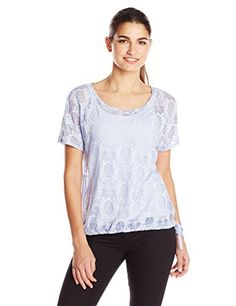 Merrell Womens Flora Deco Tee Pilot Heather Medium -- Details can be found by clicking on the image.
