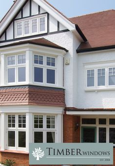 22 ideas exterior home windows extensions for 2019 1920s House, Updating House, 1930s House Extension, House Front, House Windows, Windows Exterior, House Exterior, 1930s House Exterior, Timber Windows