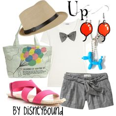 """Up"" by lalakay on Polyvore"